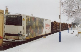 failed freight train