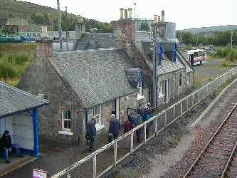 Lairg Station